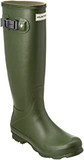 Hunter Norris Field Ladies Boot 8 Vintage Green