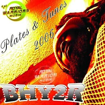 Plates & Tunes 2006