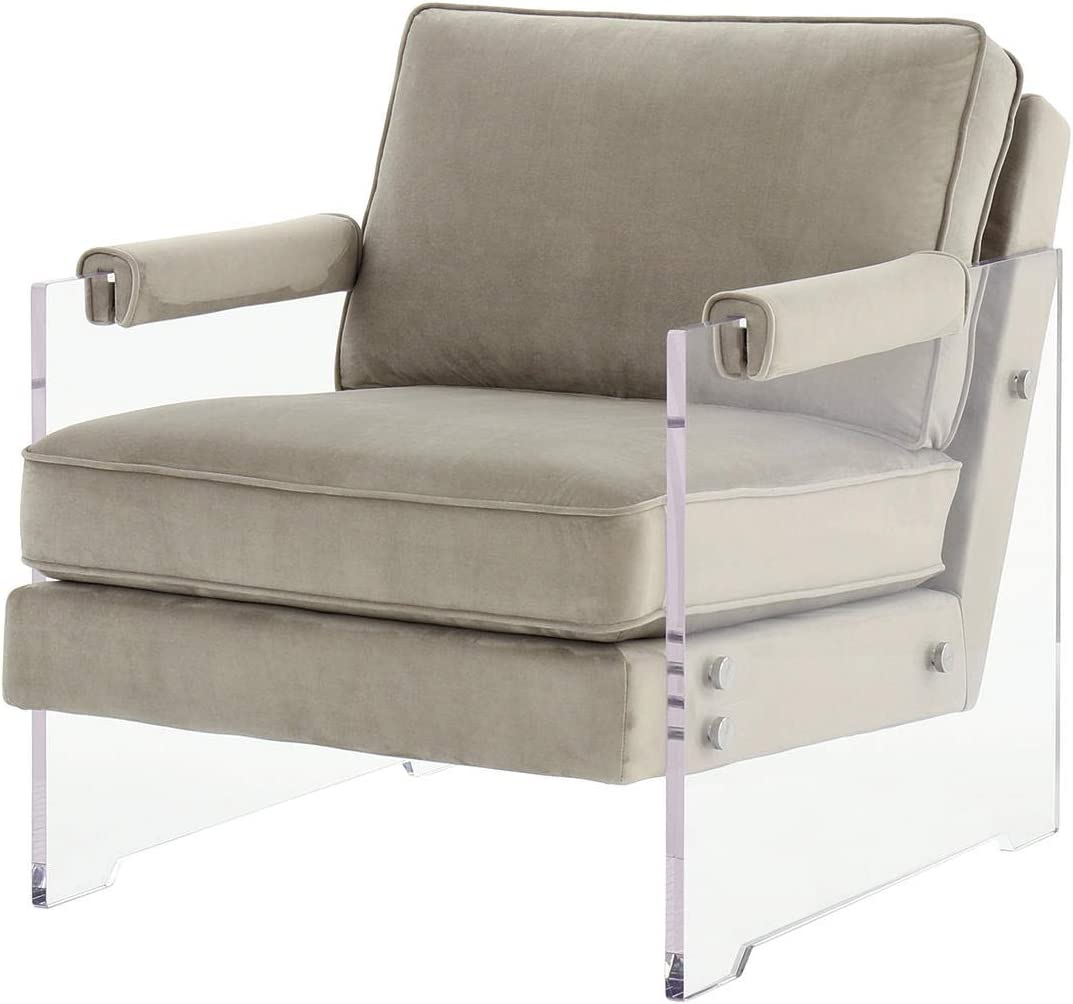Signature Design by Ashley Avonley Chair High material Cheap super special price with Velvet Accent Acry