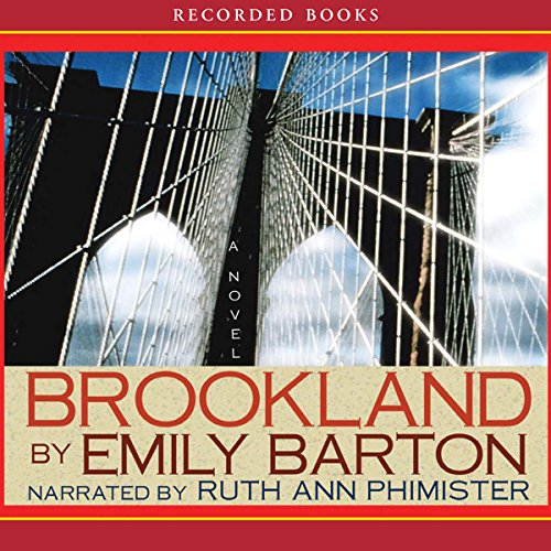 Brookland audiobook cover art