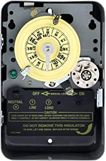 Intermatic T171 Mechanical Time Switch, Gray