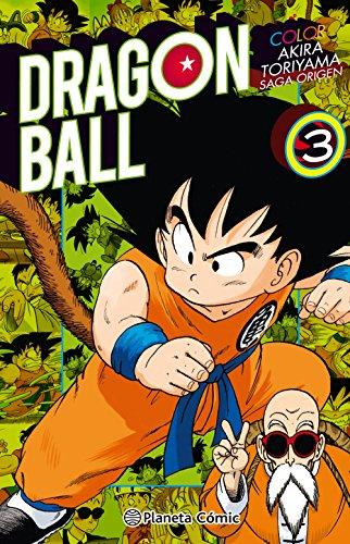 Dragon Ball Color Origen y Red Ribbon nº 03/08 (Manga Shonen)