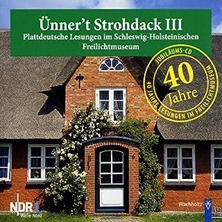 Ünner't Strohdack III Titelbild