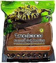 Galapagos (05004) Tropicoco Coconut Soil Bedding, 8-Quart, Natural