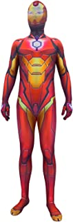 Gesikai01 Unisex Lycra Spandex Zentai Halloween Cosplay Costumes for Adult/Kids 3D Style