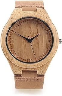 Amazon.es: madera: Relojes
