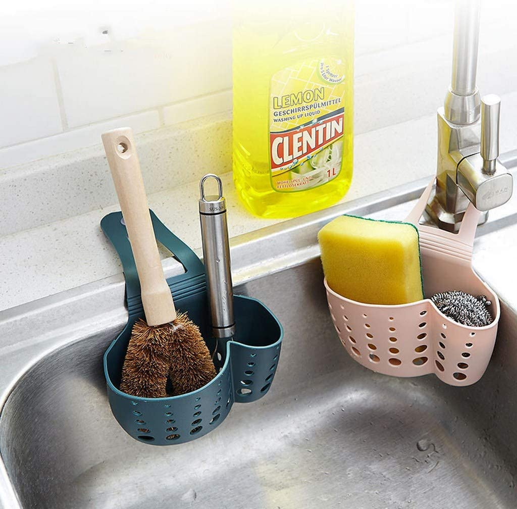 Suction Cup Sink All items free shipping Recommended Caddy Sponge Silicone Hang Kitchen Holder