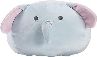 Home textile decoration® Elephant Pluche Kussen Zacht Kind Slaap Comfort Pad Cute Cartoon Speelgoed Zacht Haar Jongen Plug...