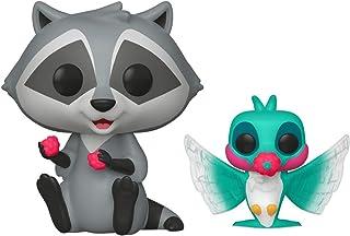 Funko POP! Disney: Pocahontas #233 - Meeko with Flit Earth Day Exclusive BOX LUNCH**FUNKOFILIA STORE**