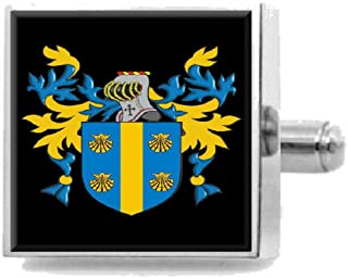 Select Gifts Mccormick Scotland Family Crest Surname Coat Of Arms Tie Clip Engraved In Pouch