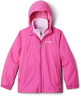 Columbia Kids' Big GlennakerInterchange Jacket