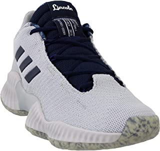 adidas Mens Sm Pro Bounce 2018 Low Hs Elite Basketball Athletic Shoes,