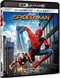 Spider-Man: Homecoming (4K UHD + BD) [Blu-ray]