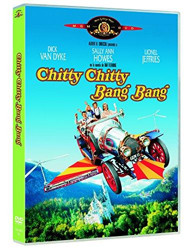 Chitty Chitty Bang Bang [DVD]...