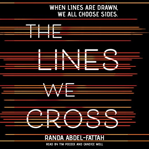 The Lines We Cross audiobook cover art