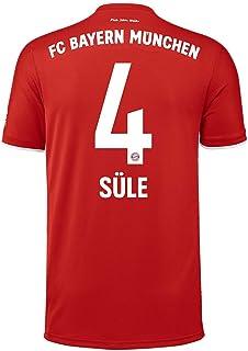 FC Bayern München Kinder Home-Trikot Saison 2020/21