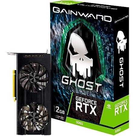 GAINWARD GeForce RTX3060 GHOST 12G GDDR6 グラフィックスボード NE63060019K9-190AU-G VD7555