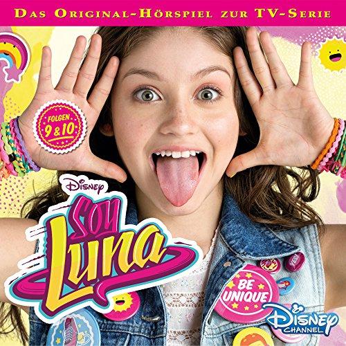 Soy Luna 1.9 & 1.10 (Soy Luna: Staffel 1) Titelbild
