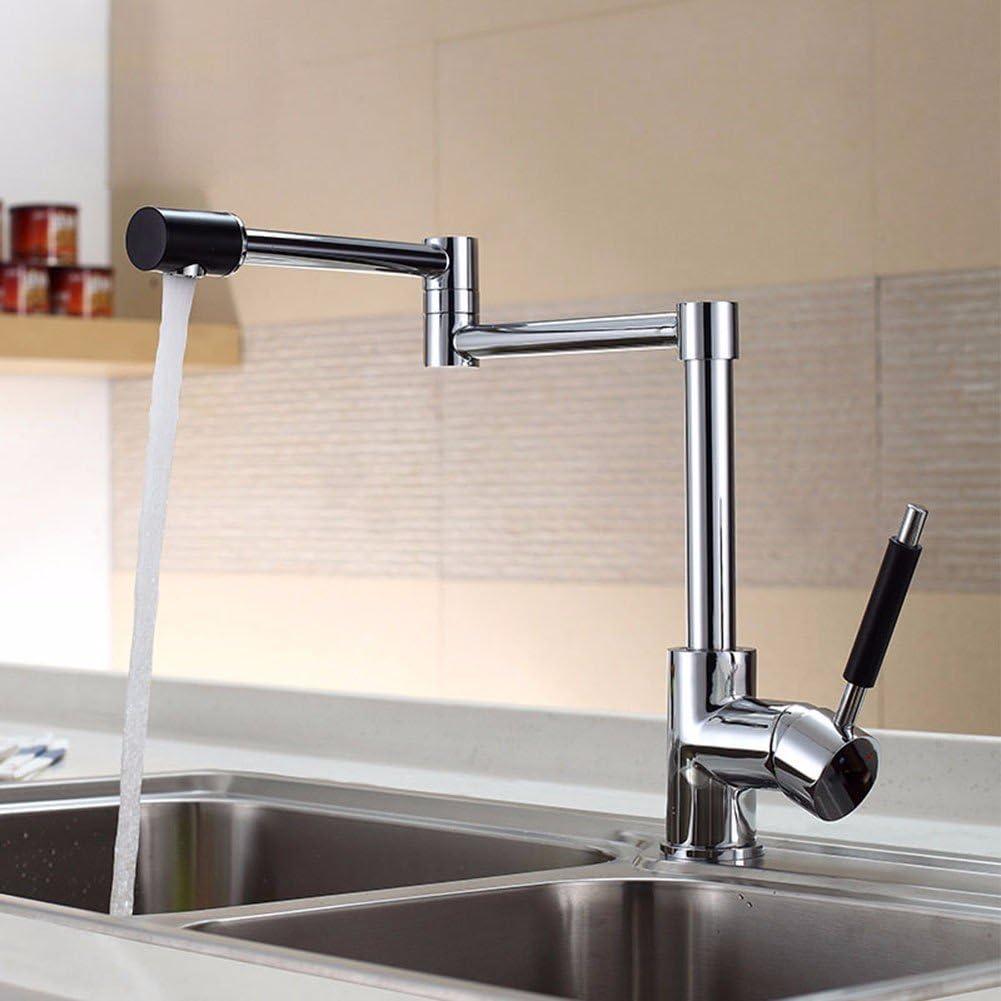 Kitchen Overseas parallel import regular item Sink Tap Waterfall Sale item Basin Taps Bathroom Brass Antique
