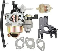 Harbot Carburetor for Mini Baja Warrior Heat 196cc 6.5HP 163CC 5.5HP MB165 MN200 Bike with Gasket Fuel Line Filter