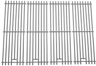 Grill Parts Gallery BBQ Replacement Stainless Cooking Grates for Home Depot, Lowes 4000, 4001, 4008, 4208, 5050, 5072 Stainless Cooking Grates, Set of 4