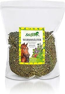 Stiefel Wurmkräuter Kräutermischung 1 kg für Pferde
