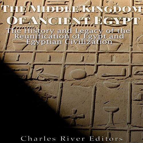 The Middle Kingdom of Ancient Egypt audiobook cover art