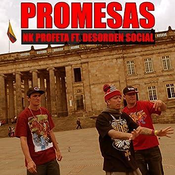 Promesas (feat. Desorden Social)