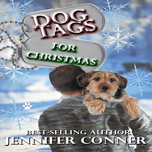 Dog Tags for Christmas  By  cover art