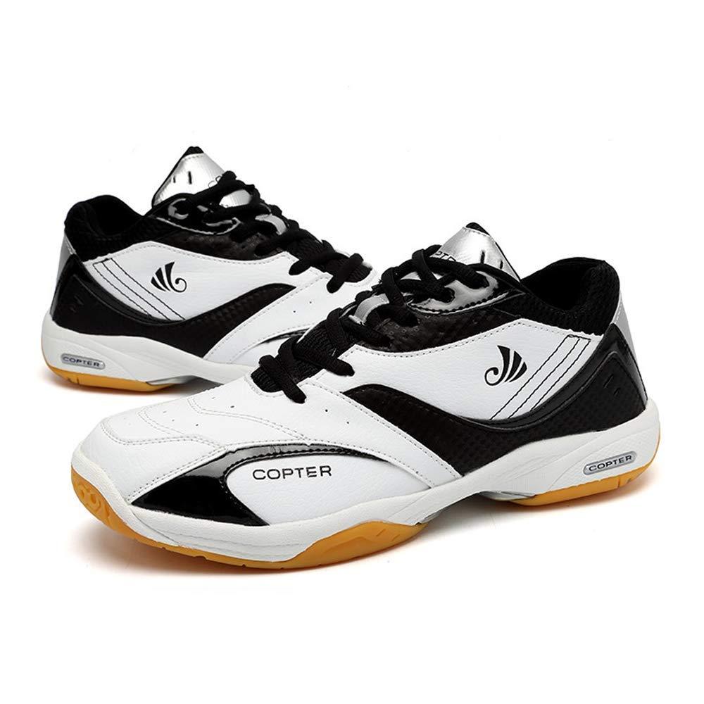 YPPDSD Zapatillas de bádminton, Movimientos de Larga duración, Zapatillas de Deporte, Zapatillas de Deporte cómodas, Zapatillas de Deporte Unisex, Zapatillas de Deporte Ligeras,C,39: Amazon.es: Hogar