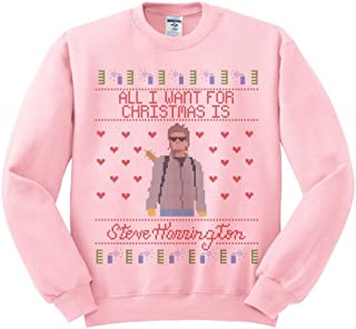 steve harrington ugly sweater
