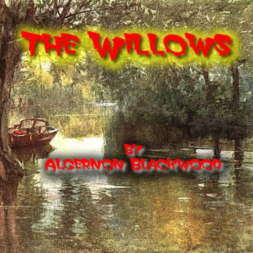 The Willows audiobook cover art