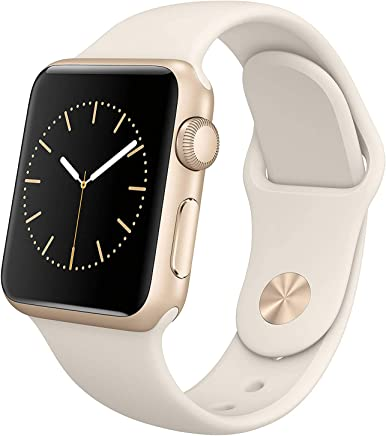Apple Watch Series 1 Smartwatch (Silver (Stainless Steel)...