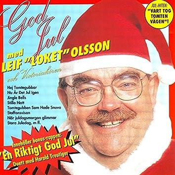 """God Jul med Leif """"LOKET"""" Olsson och Victoriakören"""