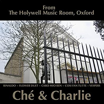 From The Holywell Music Room Oxford