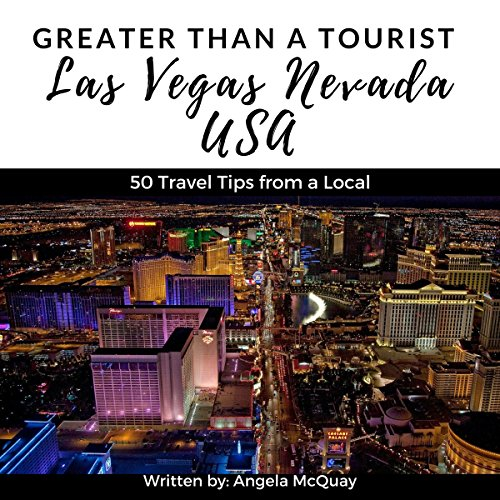 Greater Than a Tourist: Las Vegas, Nevada, USA audiobook cover art