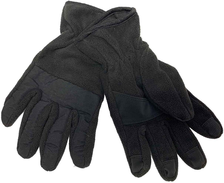 Tek Gear Men Fleece & Nylon Texting Gloves