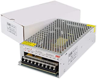 CURE(キュア) 安定化電源 AC DC コンバーター 12V 20A 240W スイッチング電源 直流電源変換器 過負荷電圧遮断 日本語説明書付 安全保護回路 自動リセット可能 電源装置