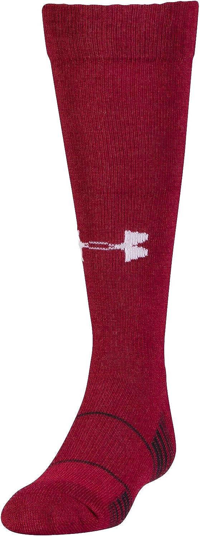 Under Armour Boy`s Over The Calf Team Socks 1 Pair