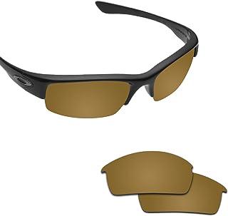 Fiskr Anti-saltwater Polarized Replacement Lenses for Oakley Bottlecap Sunglasses - Various Colors