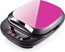 YUMEIGE Elektrische bakvorm Elektrische bakpan, huishoudelijke afneembare en wasbare dubbelzijdige elektrische braadpan, b...