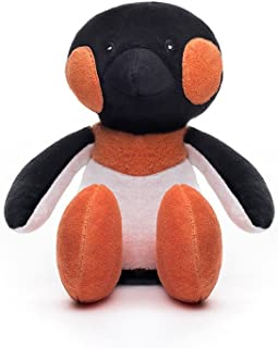 Bears For Humanity Penguin Stuffed Animal - Organic Penguin is a Non-Toxic, 12