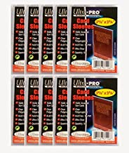 Ultra Pro - 1000 Soft Sleeves - 10 Packs