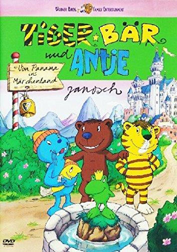 Tiger, Bär und Antje