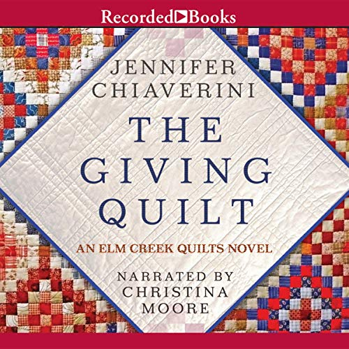 Couverture de The Giving Quilt