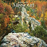 Missouri Wild & Scenic 2020 12 x 12 Inch Monthly Square Wall Calendar, USA United States of America Midwest State Nature (English, French and Spanish Edition)