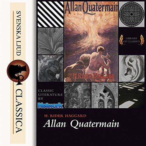 Allan Quatermain audiobook cover art