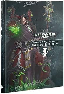 Psychic Awakening - Faith & Fury (Hardcover)