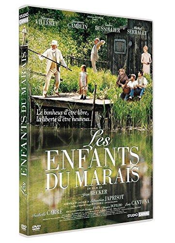 Les Enfants du marais [Francia] [DVD]