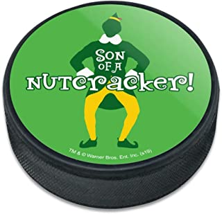 GRAPHICS & MORE Elf Movie Son of a Nutcracker! Ice Hockey Puck